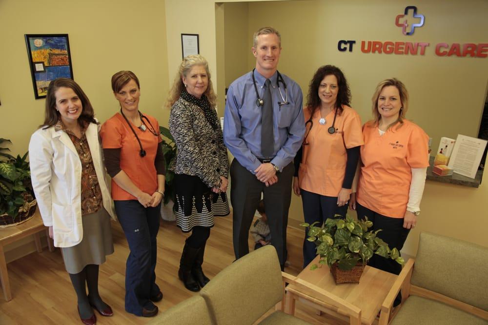 CT Urgent Care Center