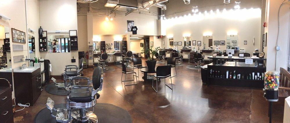 Maxim Barbers: 218 E Ponce De Leon Ave, Decatur, GA