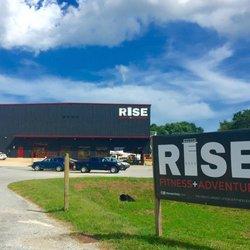 Rise Fitness Adventure