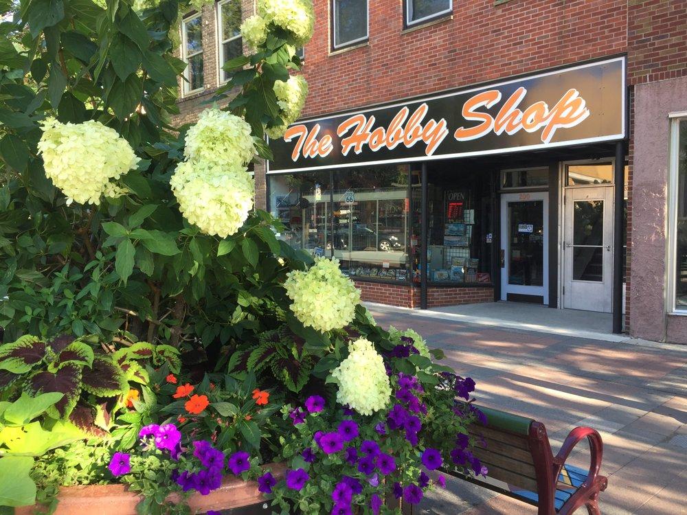 Hobby Shop: 200 Main St, Ames, IA