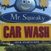 Mr Squeaky Car Wash Pompano Beach Fl