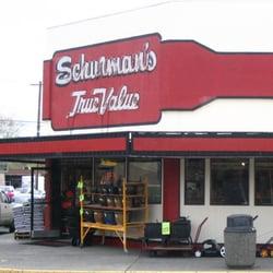 Schurmans True Value Hardware Hardware Stores 801 6th St