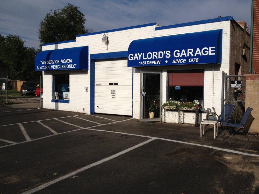 Gaylord s garage 12 avis r paration auto 1451 depew for Garage des paluds avis