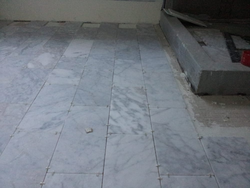 Honed 6x12 Carrara Marble Yelp