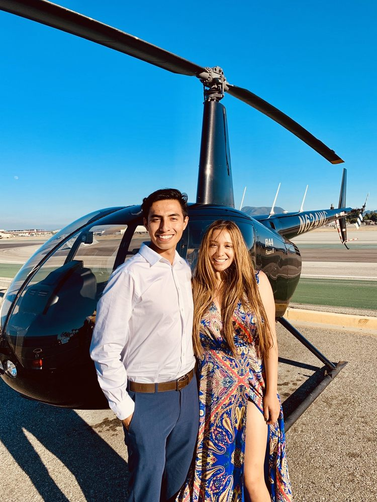 Orbic Air Helicopter Tours: 10750 Sherman Way, Burbank, CA