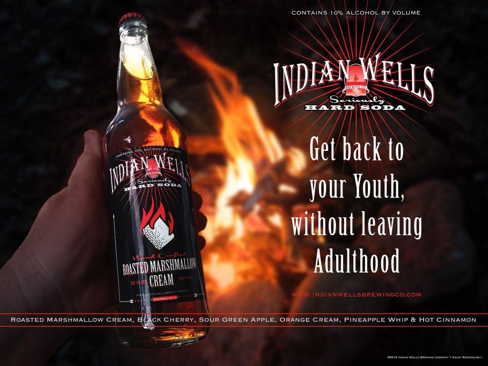 Indian Wells Brewing Company: 2565 N Hwy 14, Inyokern, CA