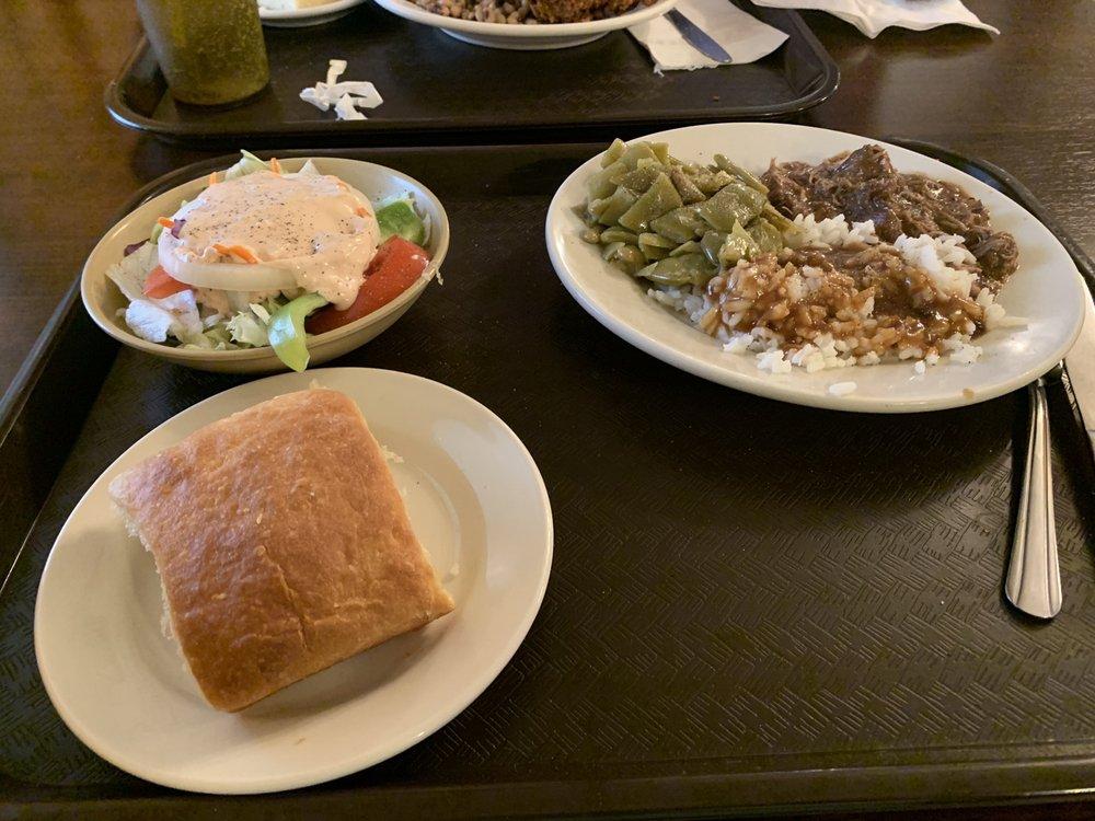 Wagon Wheel Restaurant: 1108 Grove St N, Dahlonega, GA