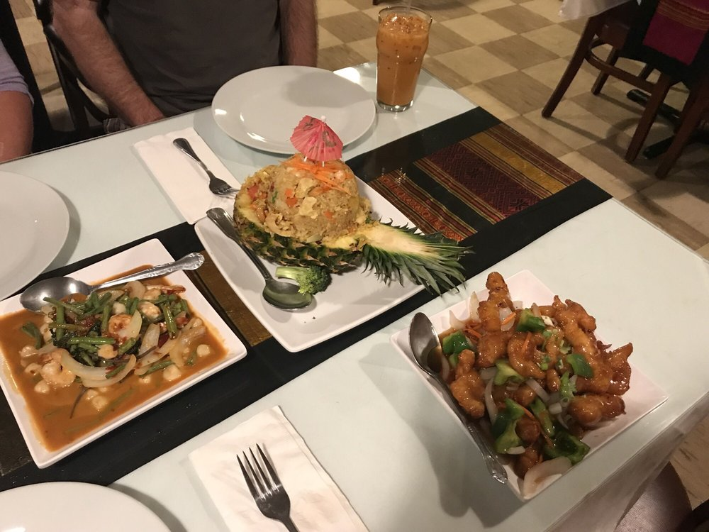 Visalia Thai Restaurant Gift Cards California Giftly