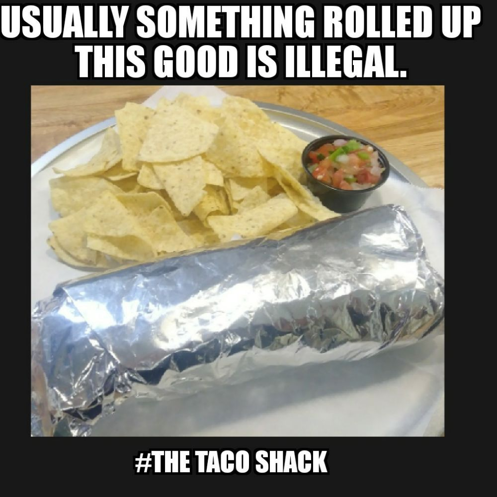 The Taco Shack: 222 Center St, Oil City, PA