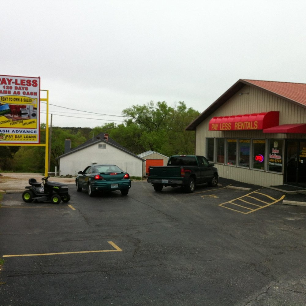 Pay-Less Rentals & Sales: 18942-G State Hwy 13, Branson West, MO
