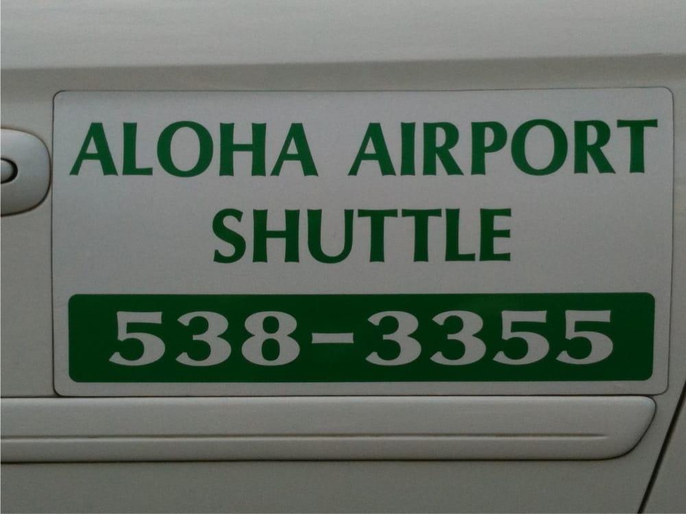 Aloha Airport Shuttle
