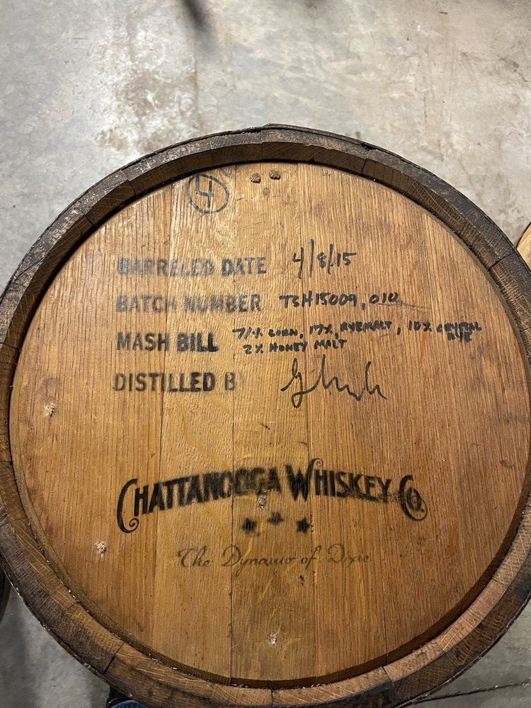 Social Spots from Chattanooga Whiskey