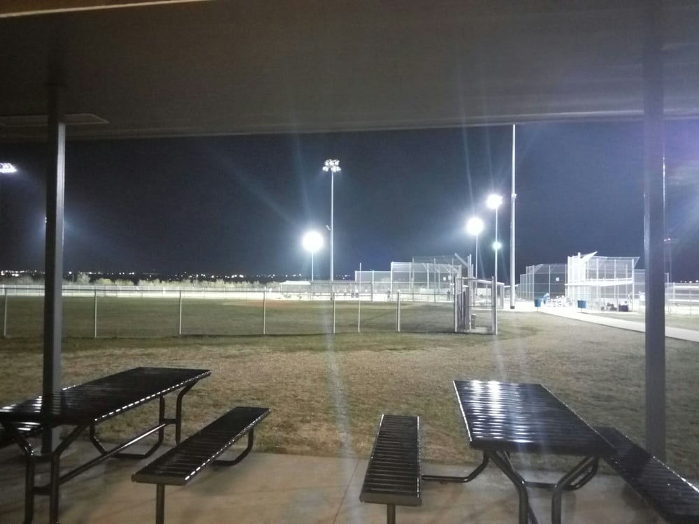 Heart of  Texas  Sports  Complex