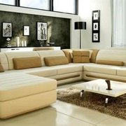 Modern Bonded Leather Sectional Photo Of VIG Furniture   Vernon, CA, United  States. Modern Bonded Leather Sectional ...