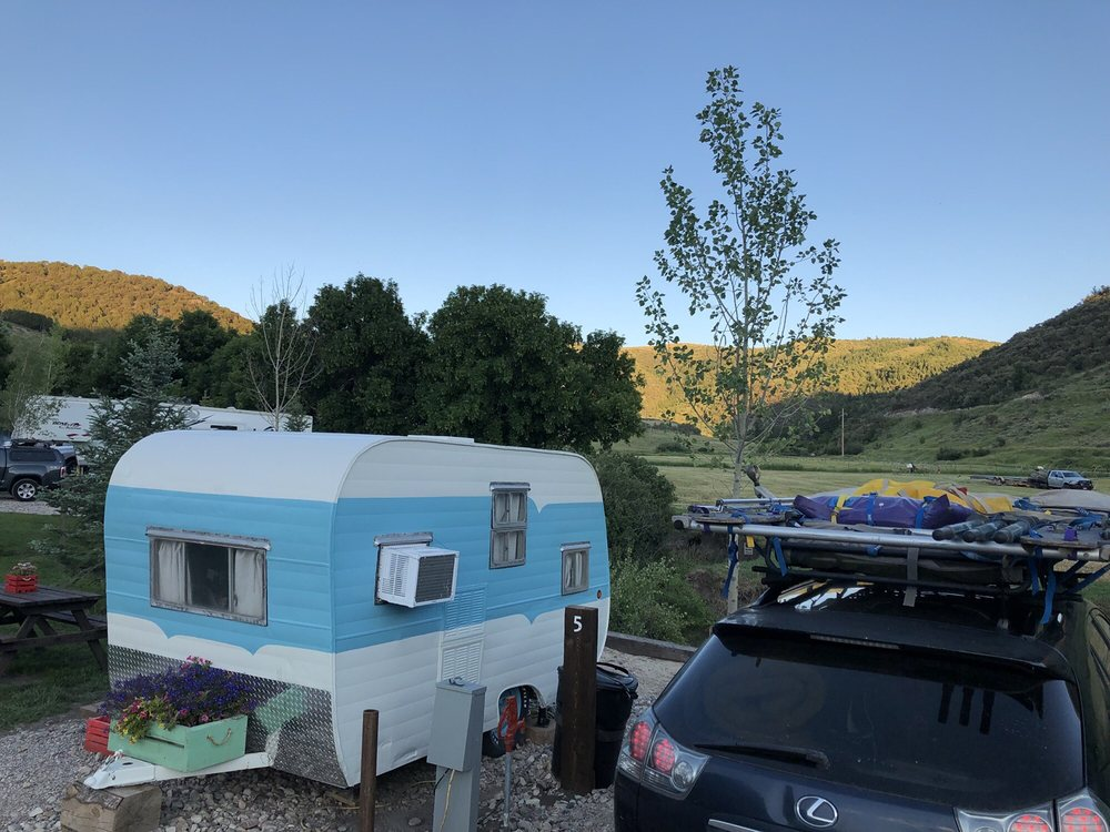 Lava Campground: 11759 E Fish Creek Rd, Lava Hot Springs, ID