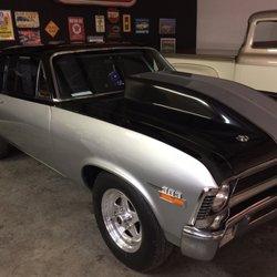 Lone Star Muscle Cars Car Dealers Seymour Hwy Wichita - Muscle car dealers
