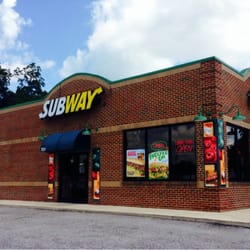 Photo Of Subway Benson Nc United States Subways With Drive Thrus