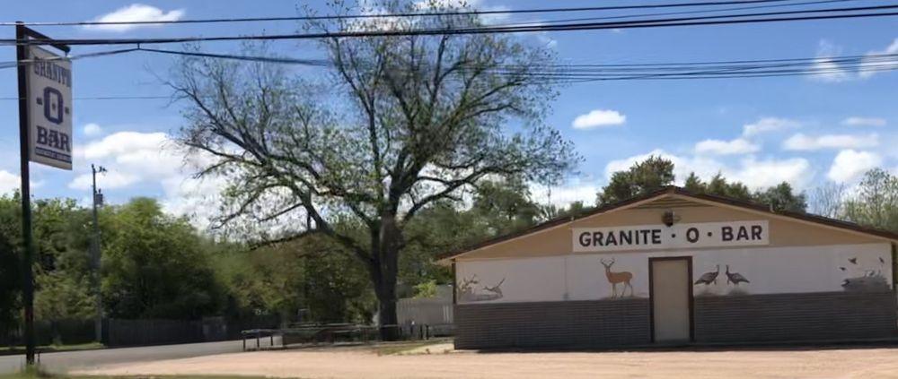 Granite-O-Bar: 410 E Young St, Llano, TX
