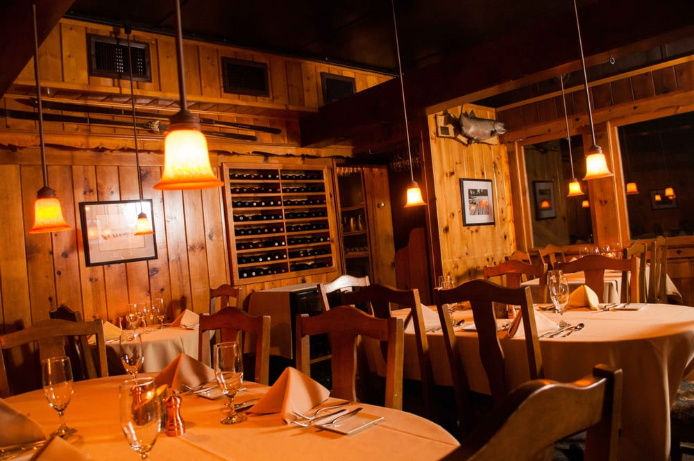The Lakefront Restaurant   163 Twin Lakes Road, Mammoth Lakes, CA, 93546