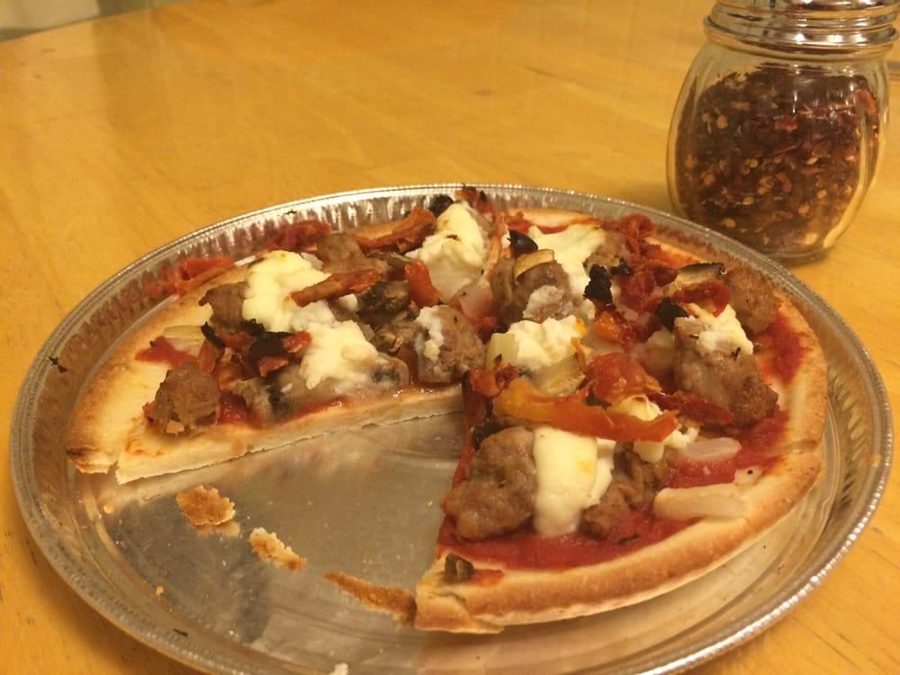 The Local Pizzeria: 508 Hwy 60, Zumbro Falls, MN