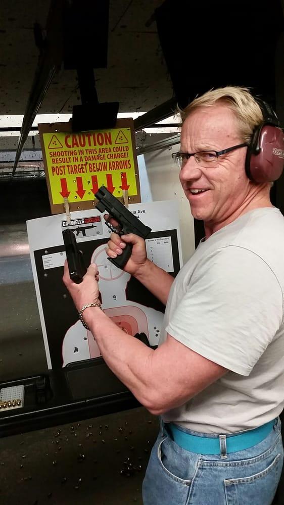 Caswells Shooting Range