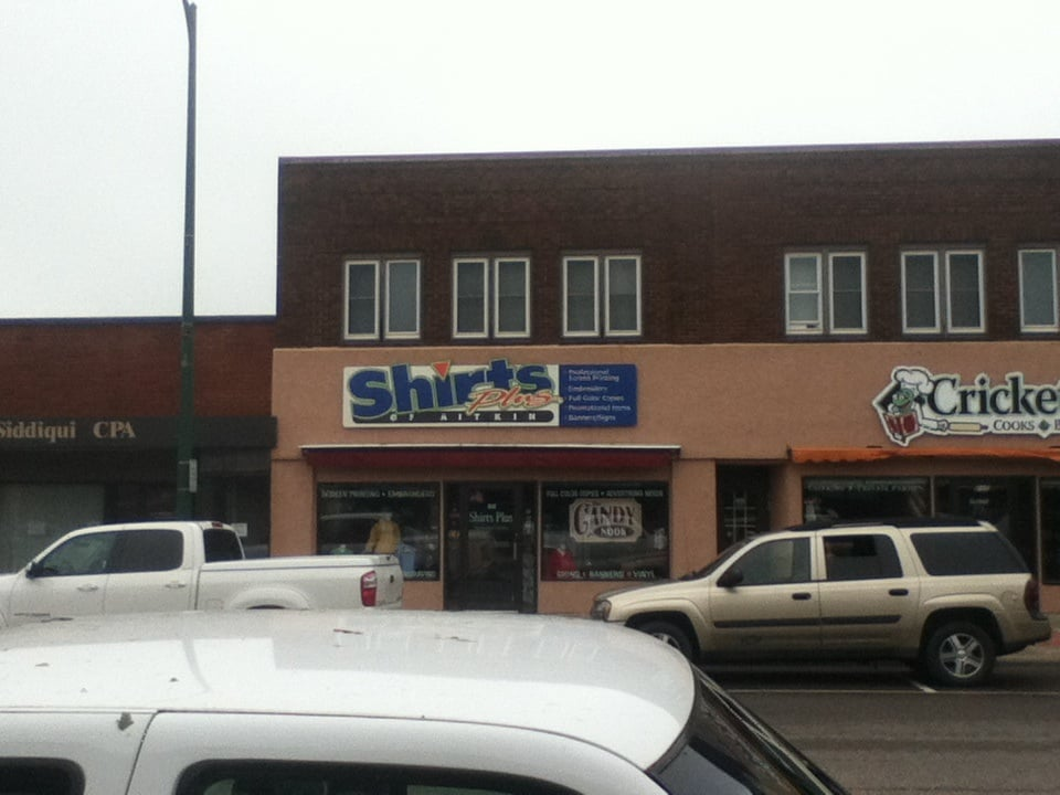 Shirts Plus: 212 Minnesota Ave N, Aitkin, MN