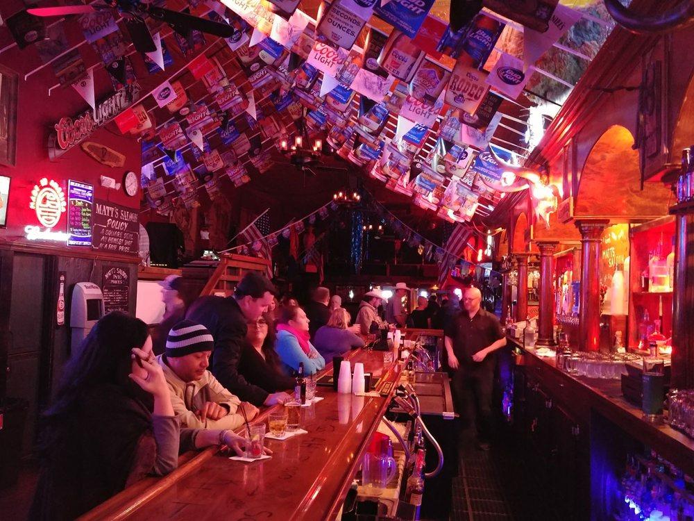 Matt's Saloon: 112 S Montezuma St, Prescott, AZ