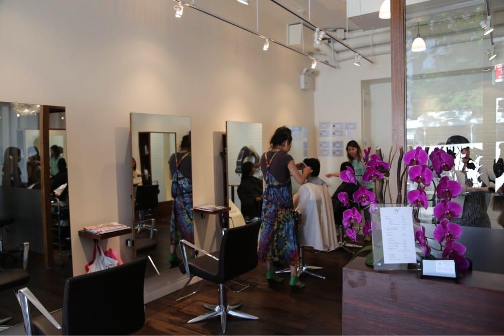 Salon wave 44 billeder 97 anmeldelser fris rer for 2nd avenue salon