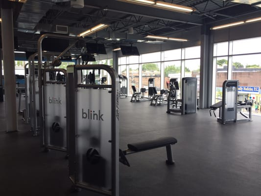 Blink Fitness Canarsie Brooklyn Ny 11236 - Fitness Walls