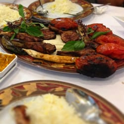 Alborz persian restaurant 1 harrow rd auburn for Alborz persian cuisine