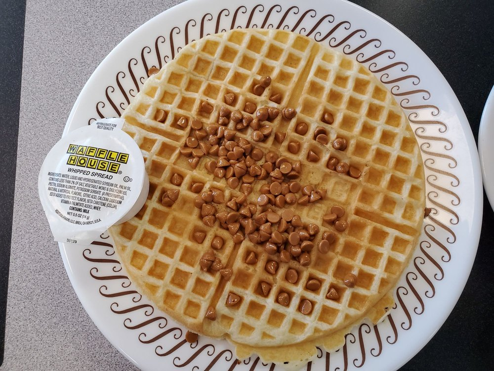 Waffle House: 180 Howell Bridge Rd, Ball Ground, GA