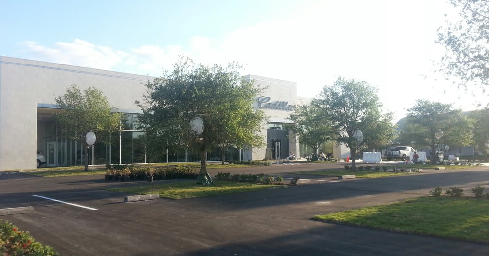 photo of sewell cadillac of houston houston tx united states. Cars Review. Best American Auto & Cars Review
