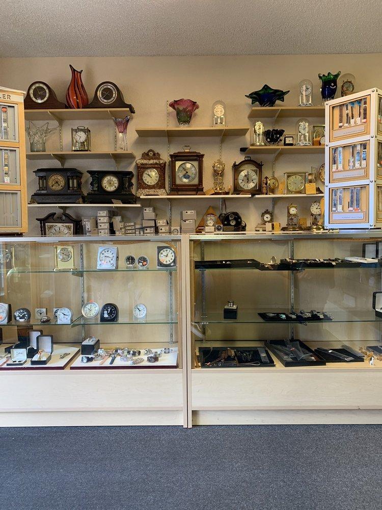 Time Masters: 1201 Solano Ave, Albany, CA