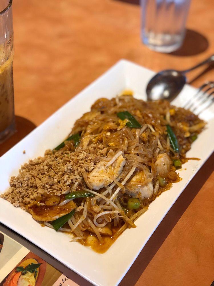 Ginger Thai Kitchen: 1104 S Main St, Salinas, CA