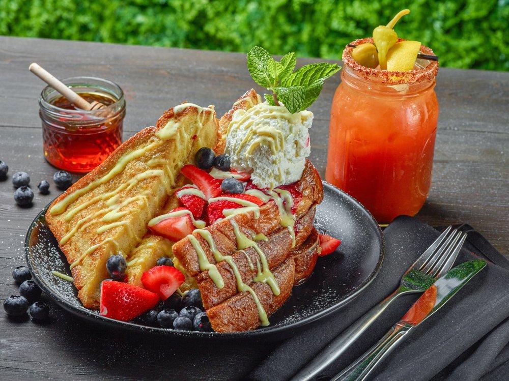 Food from Honey Uninhibited