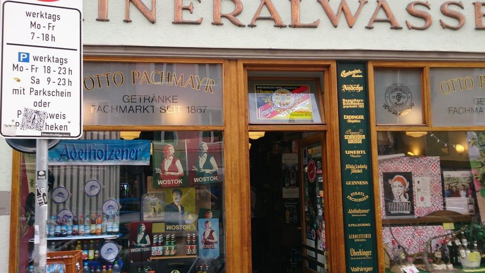 Otto Pachmayr - 10 Photos - Beverage Store - Theresienstr. 33 ...