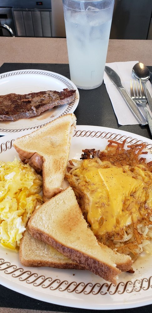 Waffle House: 809 High Point St, Randleman, NC