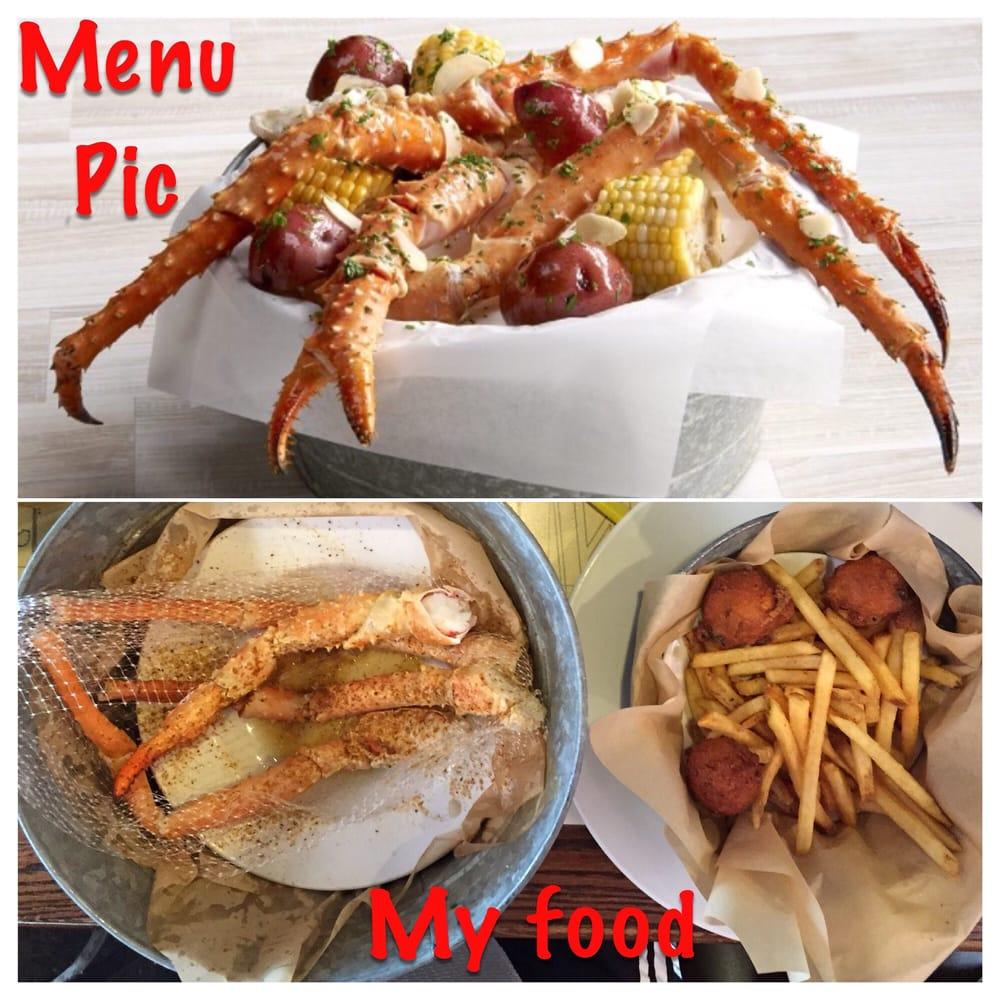 Joe s crab shack 132 photos 220 reviews seafood for Two fish crab shack
