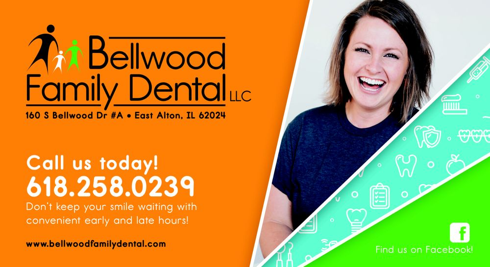 Bellwood Family Dental: 160 S Bellwood Dr, East Alton, IL