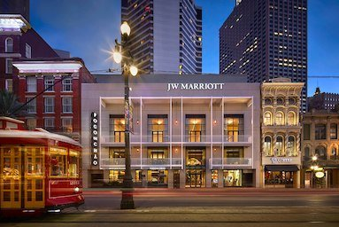 JW Marriott New Orleans: 614 Canal St, New Orleans, LA