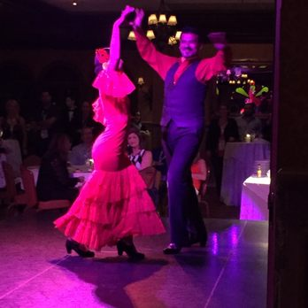 Columbia Restaurant Tampa Fl Flamenco Show