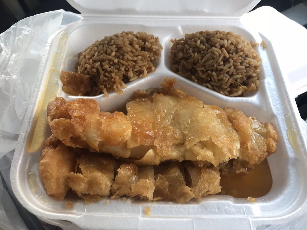 Food from Chinese Express
