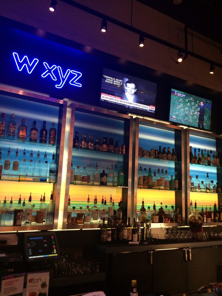Minneapolis Wxyz bar