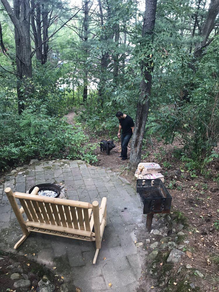 Waupaca Camping Park: E2411 Holmes Rd, Waupaca, WI