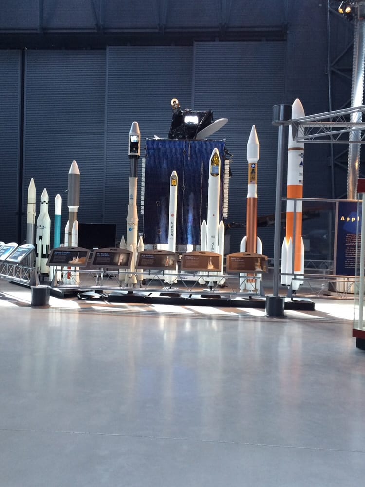 Smithsonian Institute: 14890 Air & Space Museum Pkwy SW, Chantilly, VA