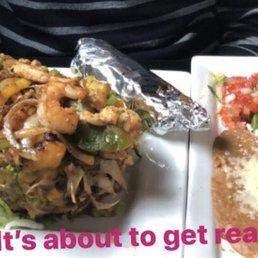 Lucero S Mexican Food Menu
