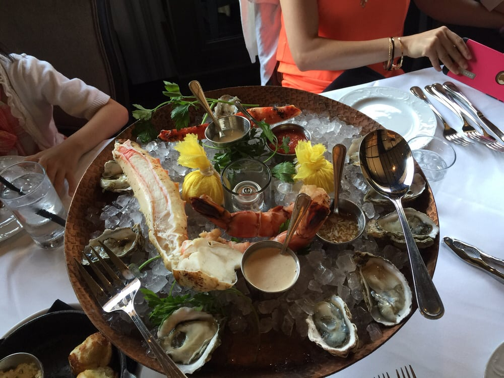 Photo of prime amp provisions chicago il united states seafood