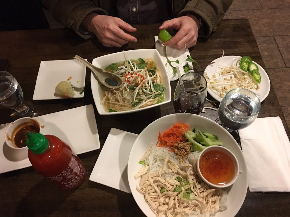 Pho 11: 146 N Atherton St, State College, PA