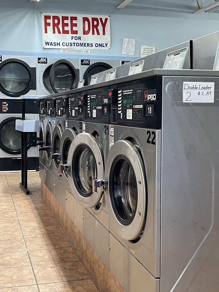 Wash-N-Dry: 205 North University Ave, Lubbock, TX