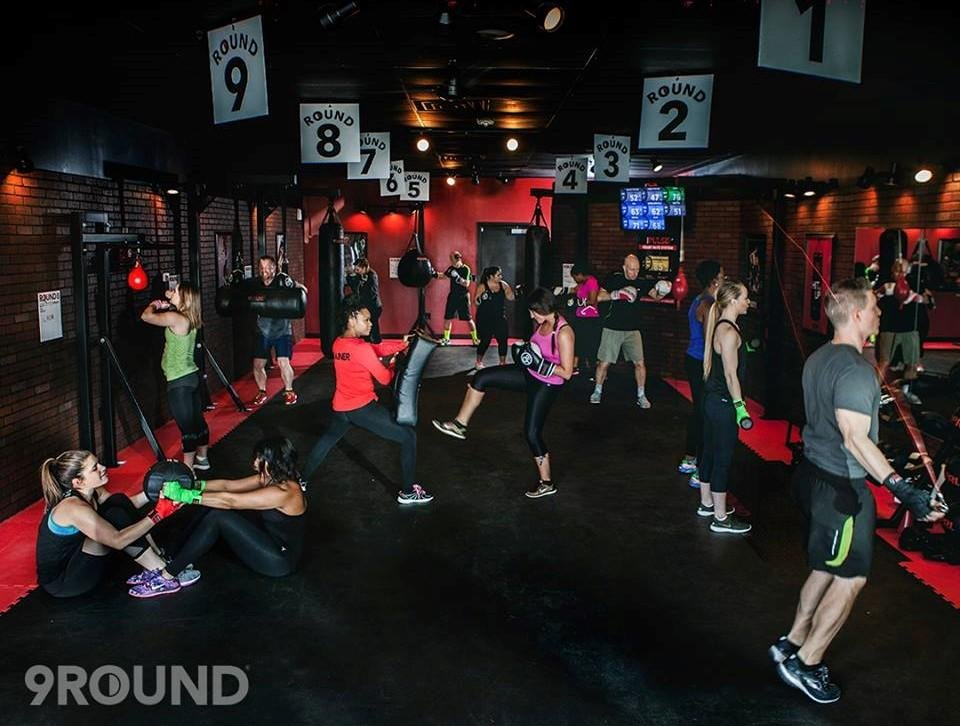 9Round Fitness: 2454 Mcmullen Booth Rd, Clearwater, FL